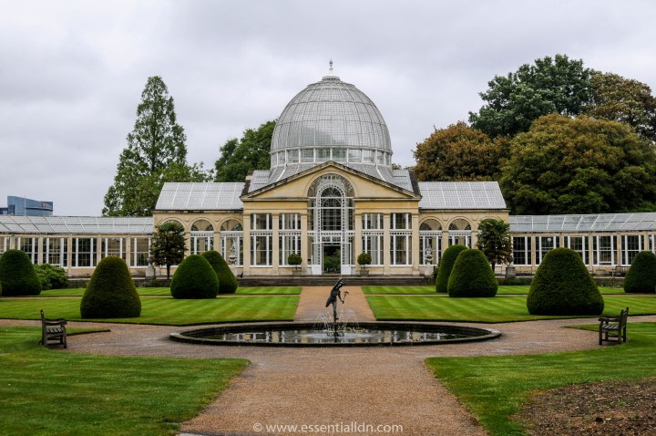 The Great Conservatory at Syon Park