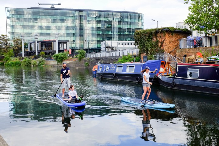 Regent's Canal to London Docklands