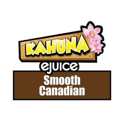 Smooth Canadian eJuice
