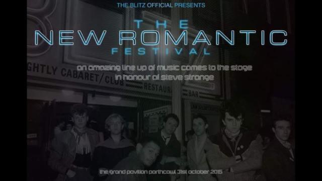 new romantic festival