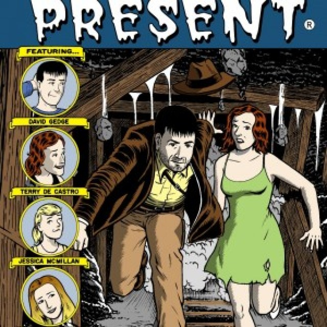 Sketch Show - Comic 'Tales of The Wedding Present'