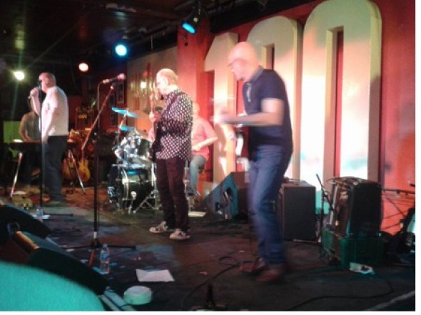 London Calling - Mighty Mighty at the 100 Club