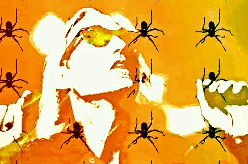 Av Super Sunshine Spider Wedding