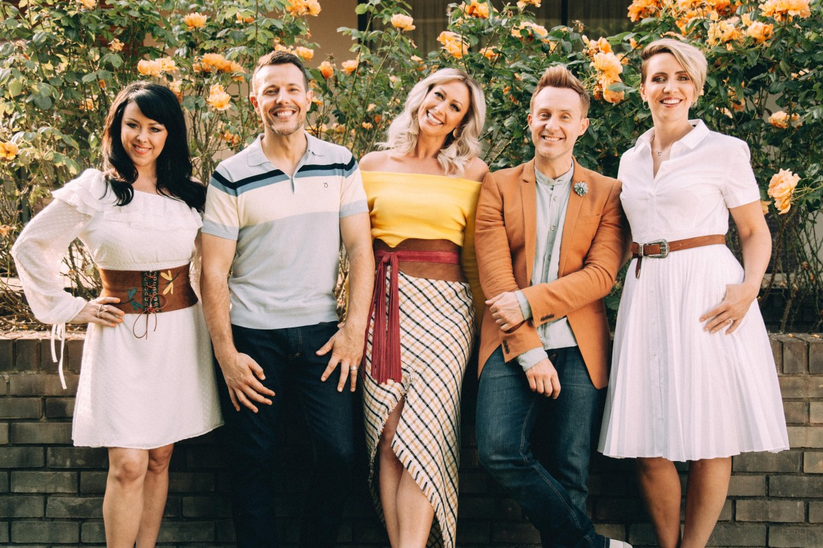 STEPS PREMIERE THE BRAND NEW VIDEO FOR 'STORY OF A HEART'