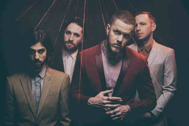 Imagine Dragons - Photo credit Eliot Lee Hazel