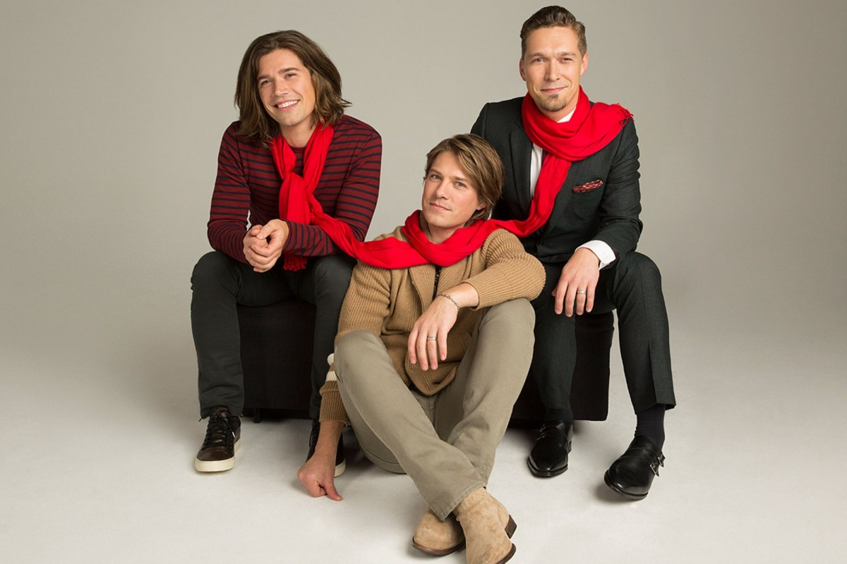Essential Advent Calendar: Hanson Say 'Finally It's Christmas' With New Album And UK Shows
