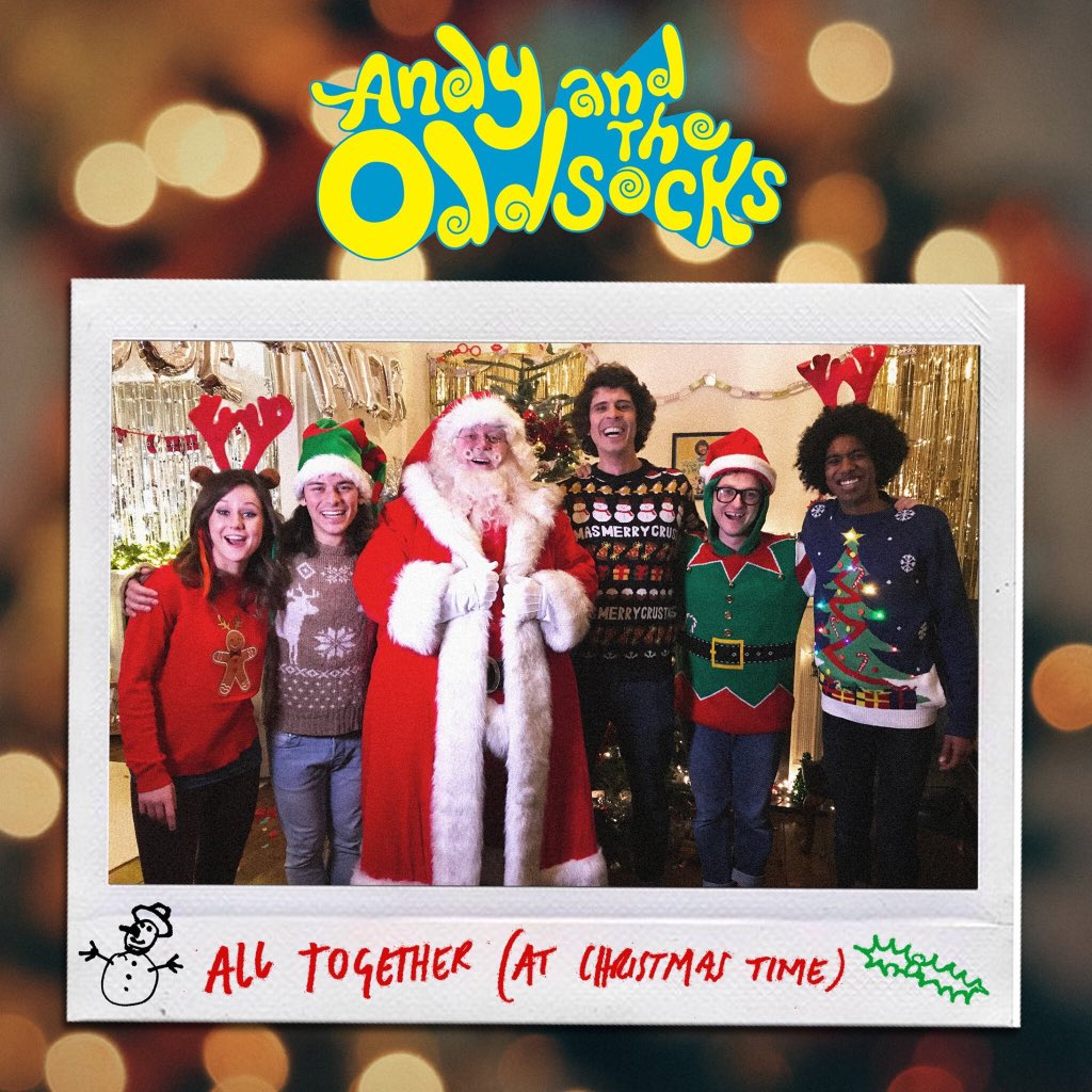 Essential Advent Calendar: CBeebies' Andy Day Releases Christmas Song 'All Together (At Christmas Time)'