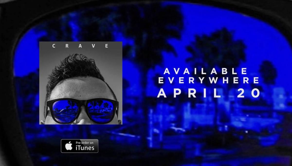Elijah William's Debut Album 'Crave' Out Today