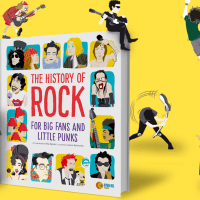 'The History of Rock (For Big Fans And Little Punks)' - A Rock History For Music Lovers Of All Ages
