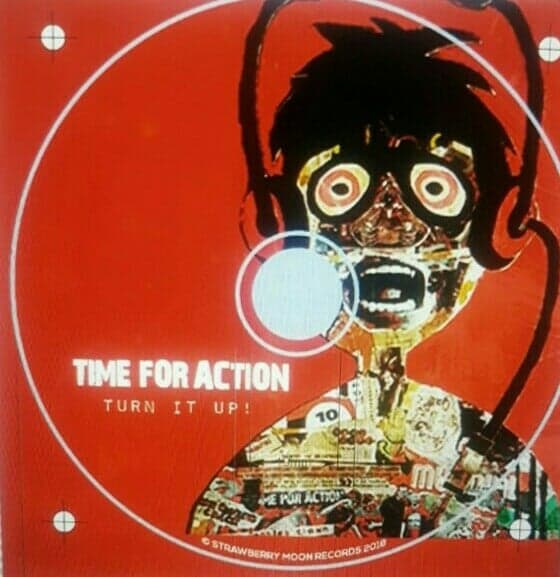 A CHANGE IS ON ITS WAY - Northside Frontman Dermo Returns With Aggressive New Punk Quartet Time For Action