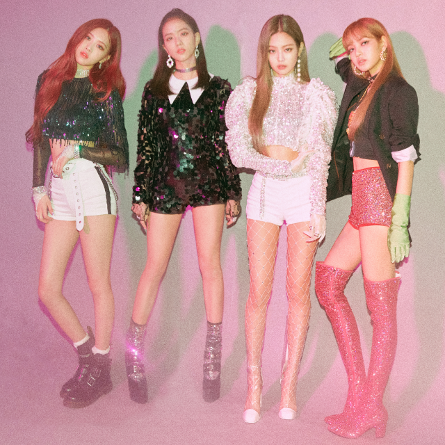 BLACKPINK Photo Credit YG Enertainment