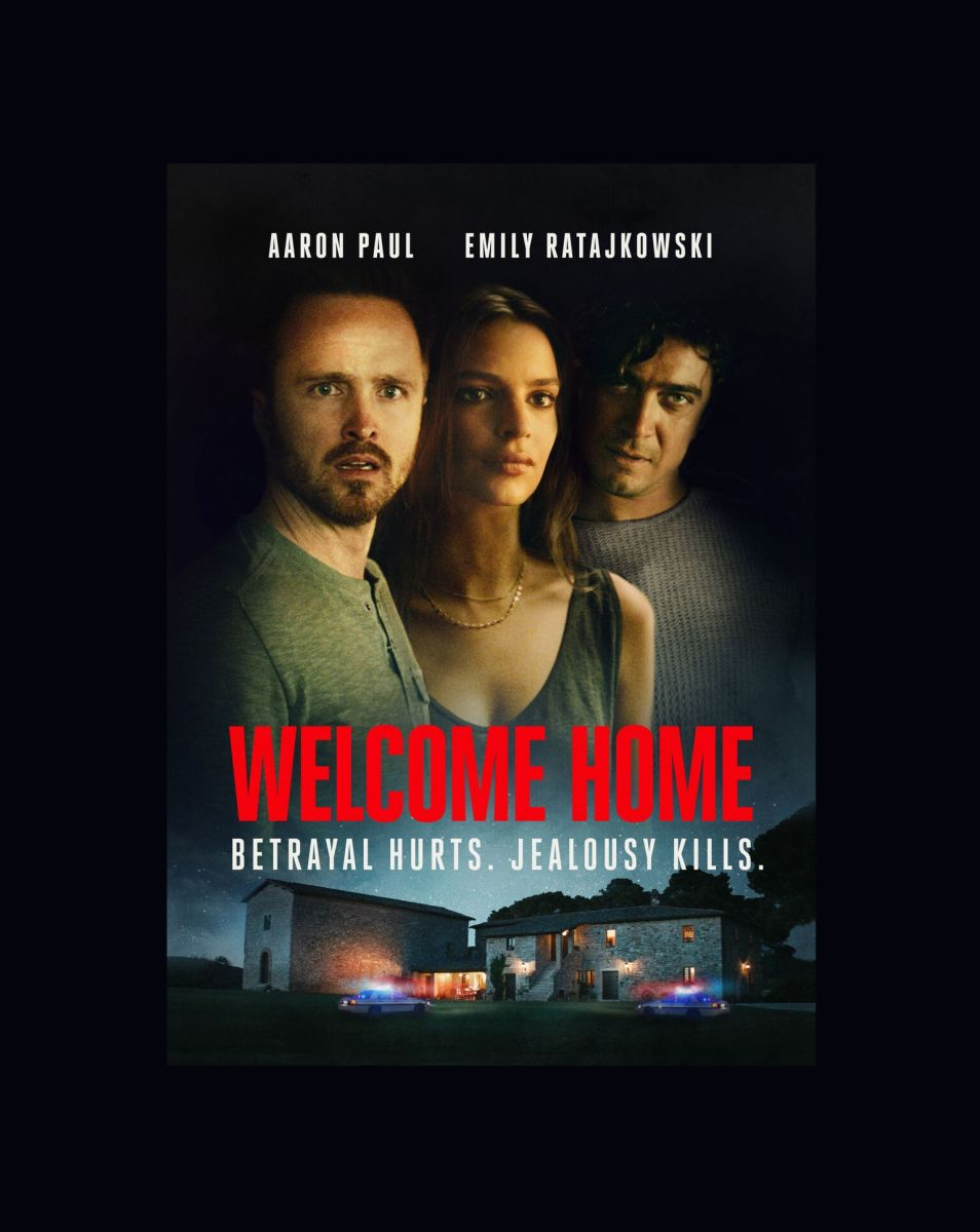 Welcome Home With Aaron Paul And Emily Ratajkowski Is A