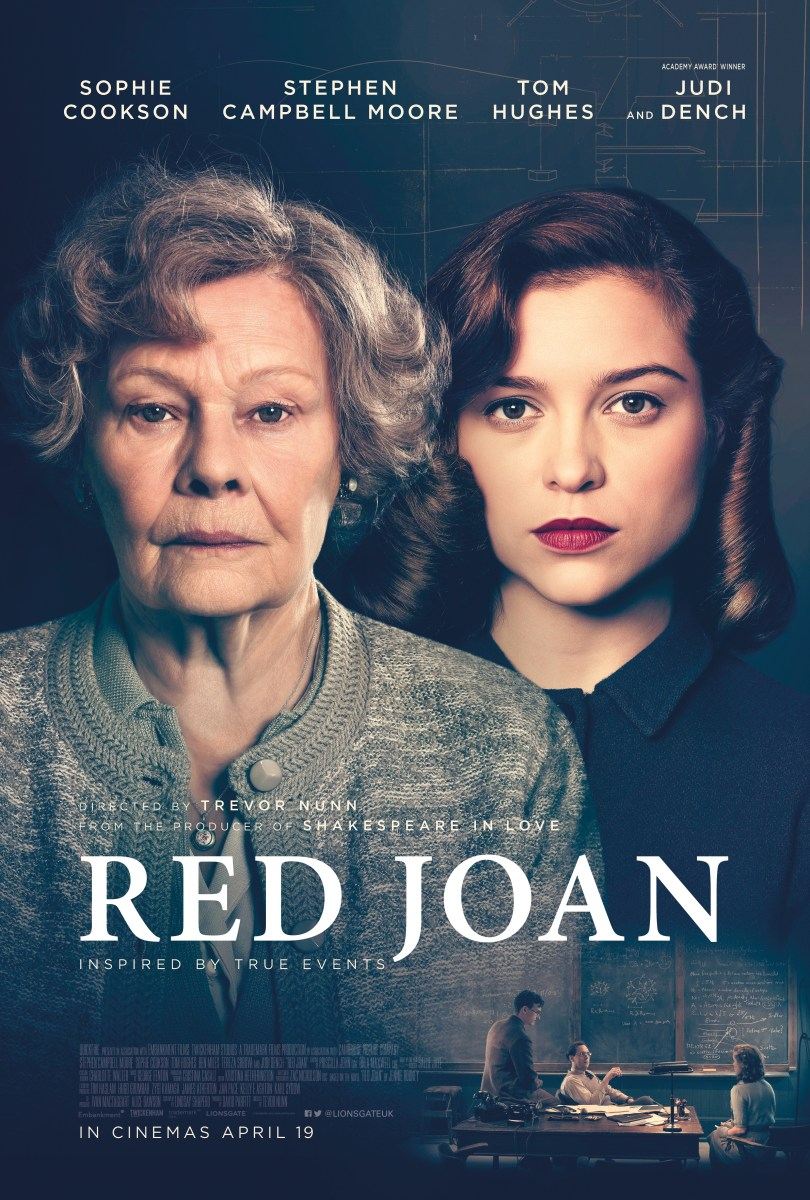 Official Trailer Released For New Film Red Joan
