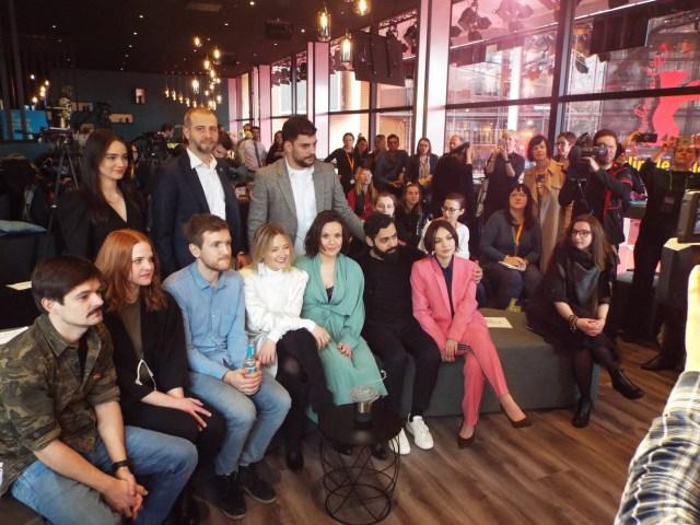 European Shooting Stars Press Event, Berlin, 9 February 2019. Photo Credit: Lisa Hafey