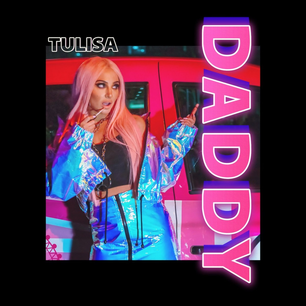 Tulisa Premieres Video For 'Daddy'