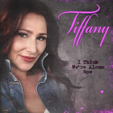 Children Behave - Tiffany Re-Releases 'I Think We're Alone Now' For A New Generation