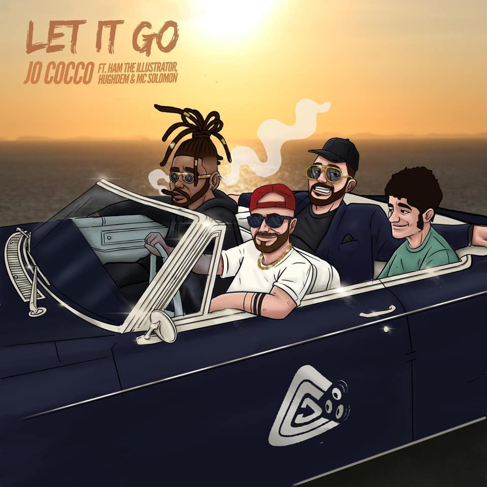 Jo Cocco - 'Let It Go' Ft Ham The Illustrator, MC Solomon & Hughdem