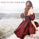 Premiere: Hilary Roberts, 'Fight To The Other Side'
