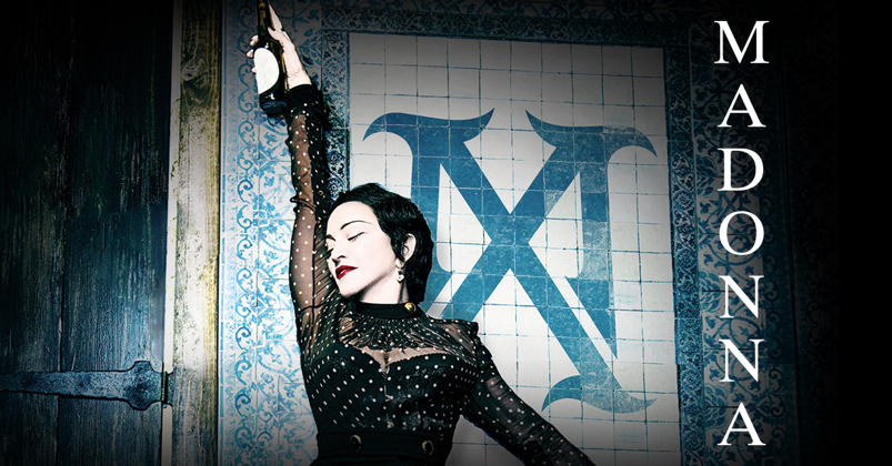 MADONNA Adds Six Additional London Dates To Madame X Tour Due To Phenomenal Demand!