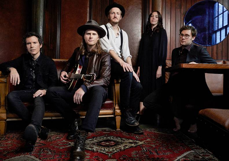 THE LUMINEERS Release Gripping New Music Video For 'Gloria'