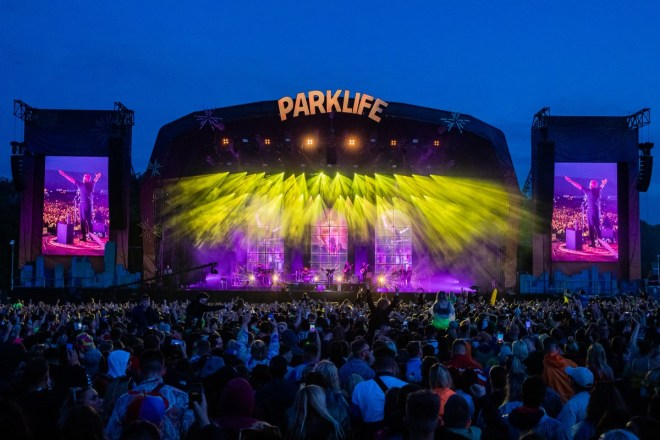 Parklife Manchester's Finest - George Ezra, Photo Credit Jodie Hartley