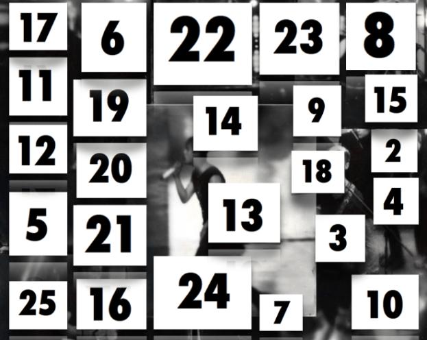 The Essential Advent Calendar: December 2