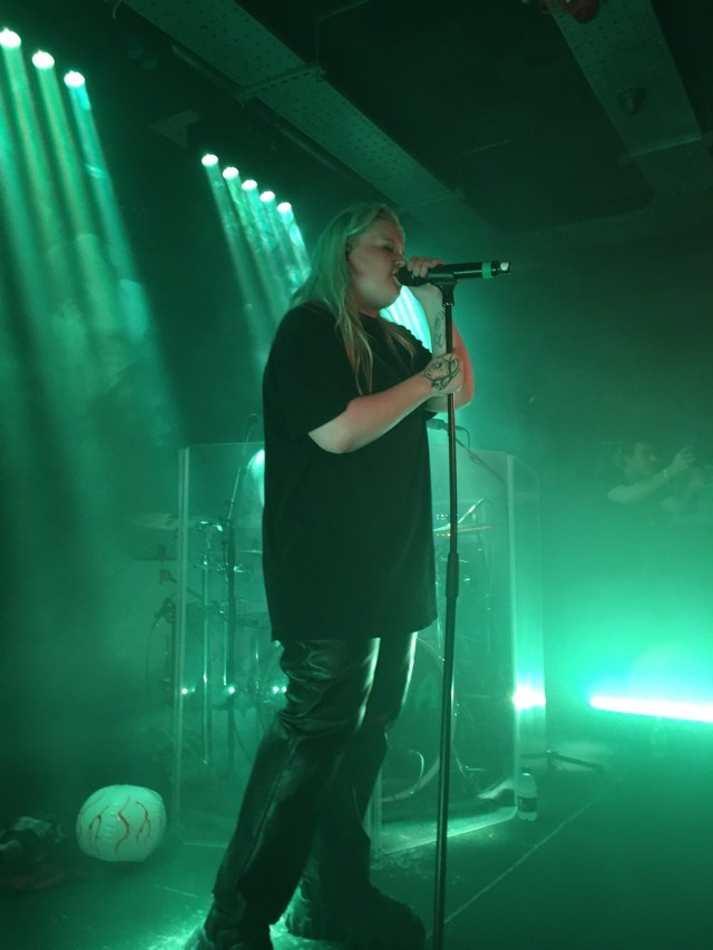 ALMA At The Camden Assembly 11 November 2019 Photo Credit Lisa Hafey