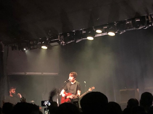 Jake Bugg Nottingham Rock City 16 November - photo credit Jane Sweeney