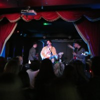 A Little More milk: Dublin Four Piece Kept Away The Cold At Dublin's Workman's Club 14 December
