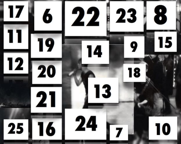 The Essential Advent Calendar: December 6