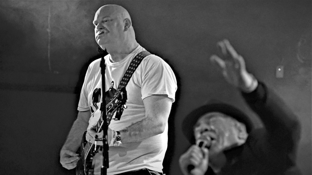 Peter Jones of Paranoid Visions - picture kwkfld Photos