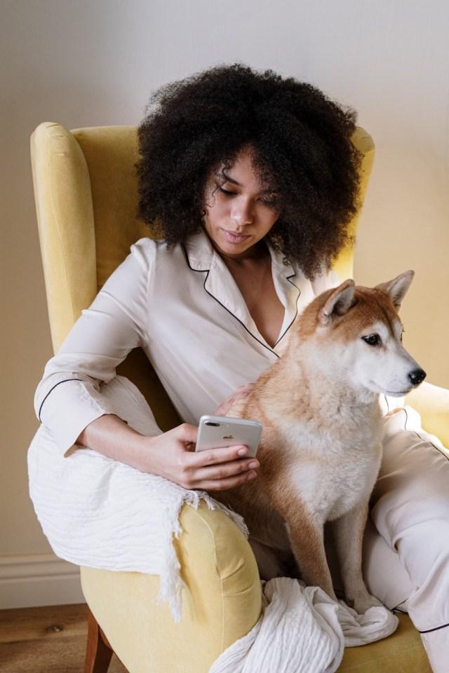 Pexels Image - CC0 Licence - https://www.pexels.com/photo/woman-apple-iphone-smartphone-4056509/
