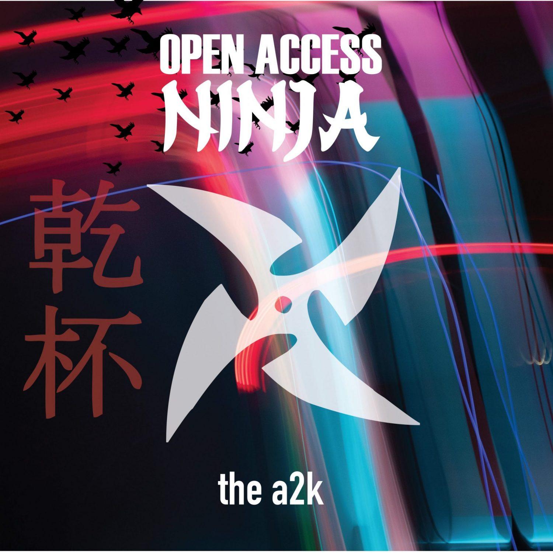 Open Access Ninja Cover Art