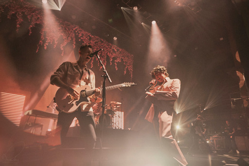 The Vamps, Eventim Apollo, 17 September - Photo Credit Ruby Gaunt