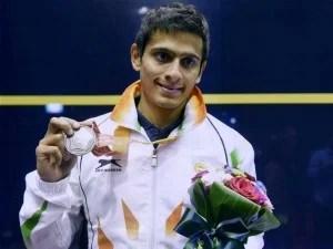 Saurav Ghosal Medal