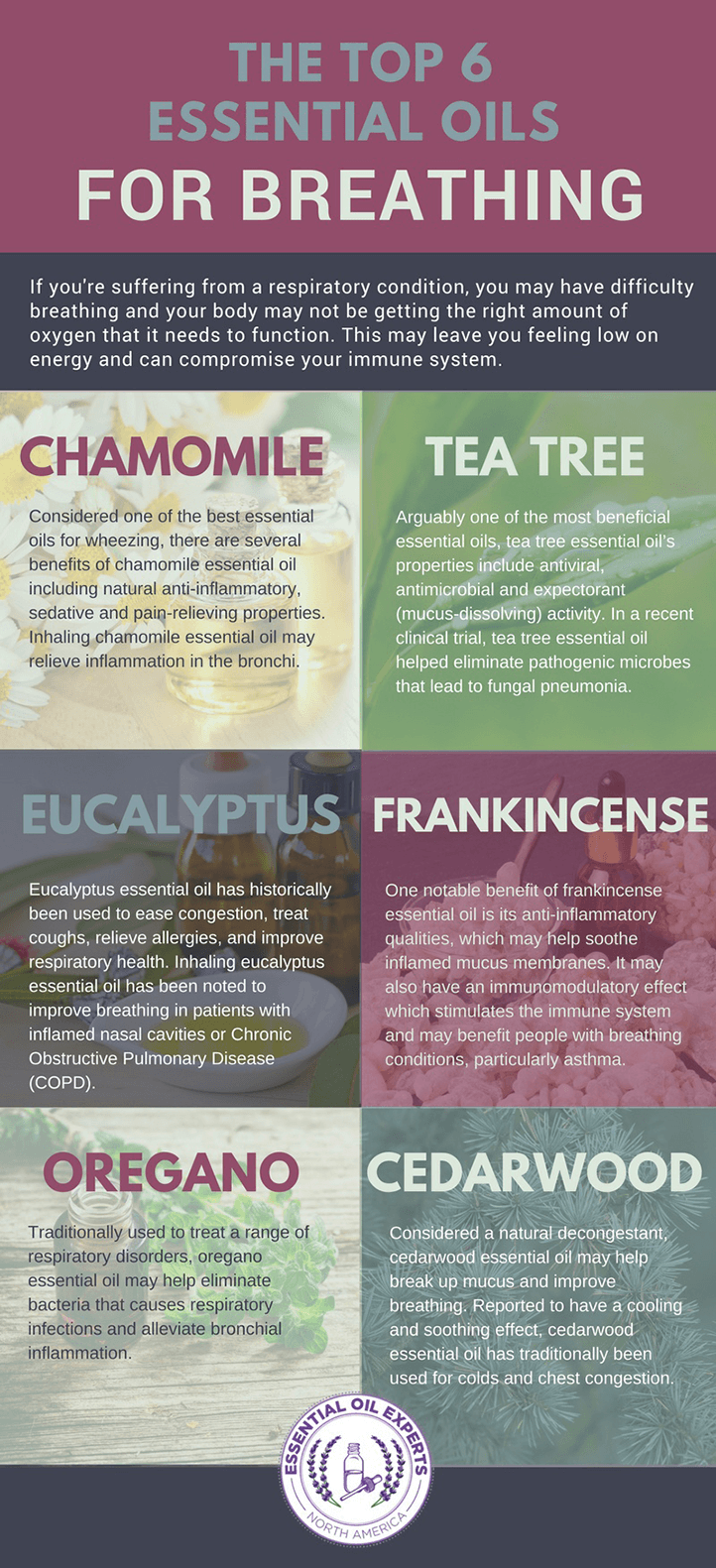 Breathe easy essential oil remedies.
