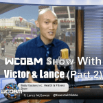 WCOBM Interview With Victor And Lance Pt 2