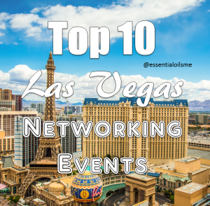 Top 10 las vegas networking events IG