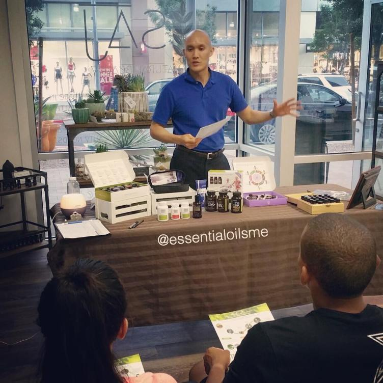 Essential Oils Las Vegas At Saj Natural Beauty
