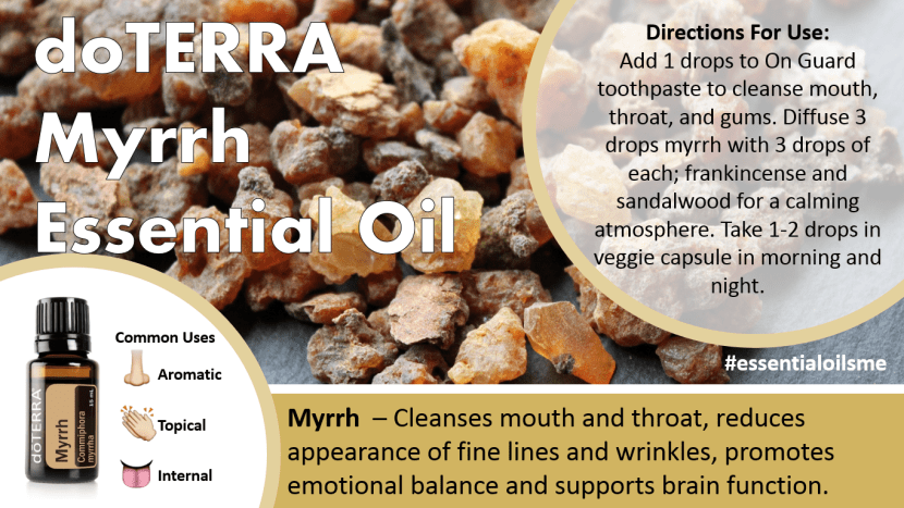 doterra myrrh essential oil