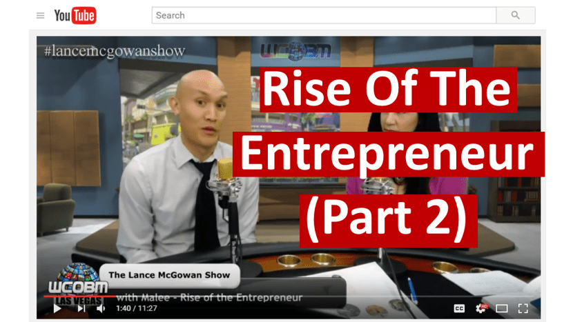 rise of the entrepreneur part 2
