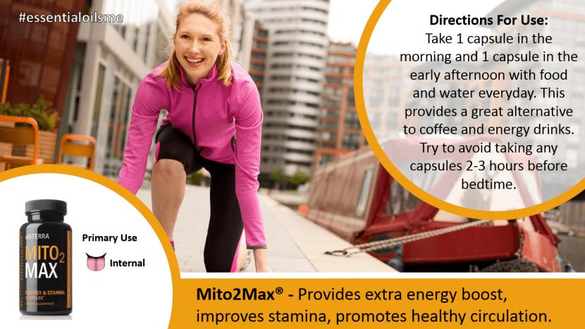 doterra mito2max supplement