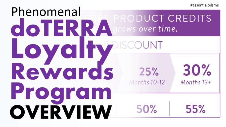 doterra-loyalty-rewards-program