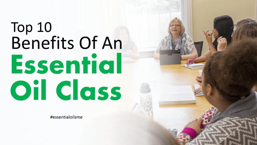 essential-oil-class