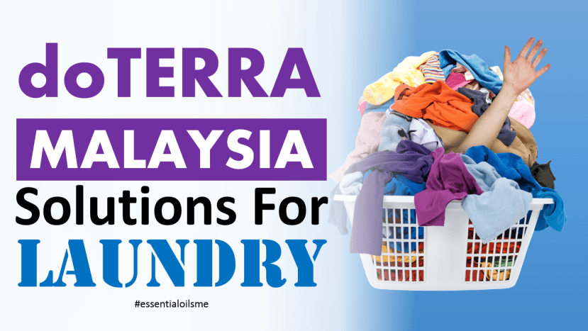 doterra malaysia solutions for laundry