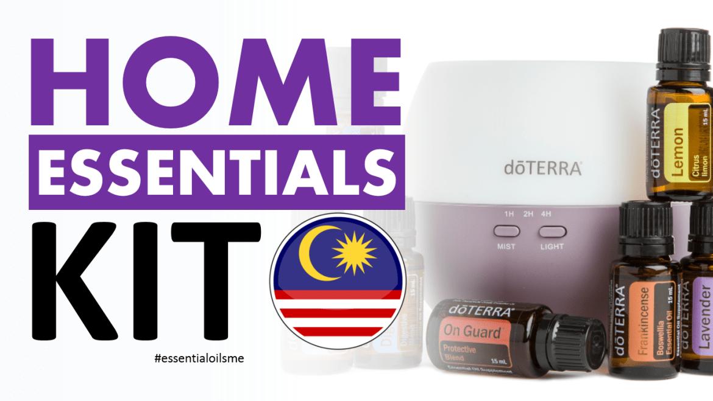 doterra malaysia home essentials kit