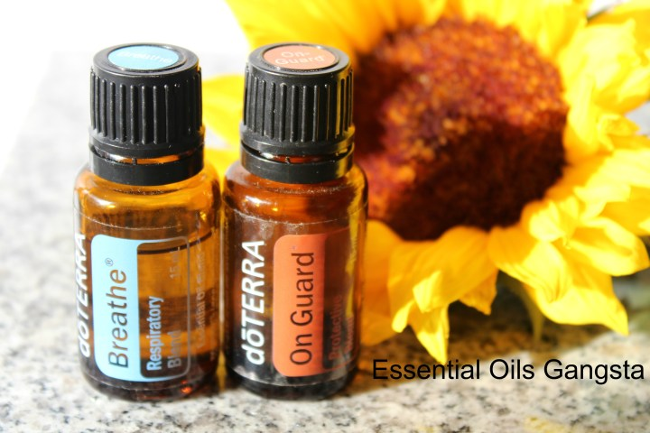 Doterra BOGO Week Monday November 2017 Buy On Guard Essential Oil and get Breathe Essential Oil Free