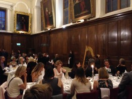 A special welcome concert by Welsh harpist and singer Eleri Lloyd — at Trinity College, Dublin