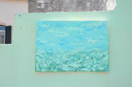 The storm by Kezia Danabie