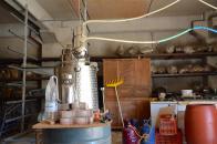 The (p)artisan distillation system
